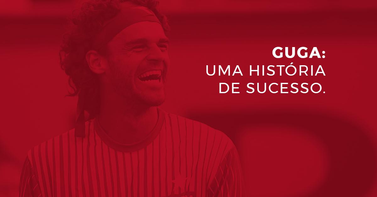 A vida do maior tenista brasileiro de todos os tempos: Guga.