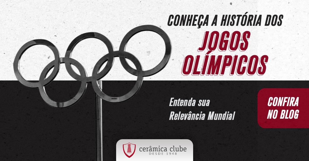 Conheça história dos Jogos Olímpicos e a sua relevância mundial. Saiba mais!